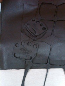 KHP Leather Sheet