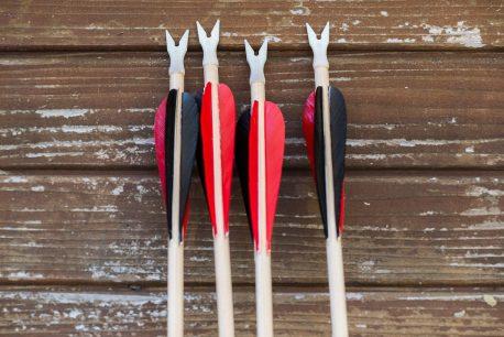 FANG arrow nocks